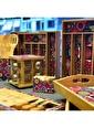 Bambum Servis Tabağı Renksiz